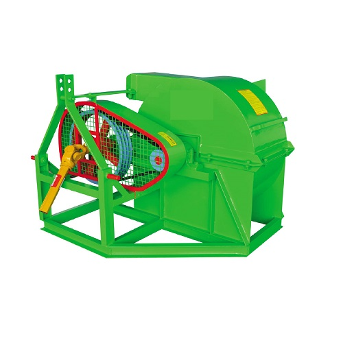 Farm Waste Shredder Cum Pulverizer